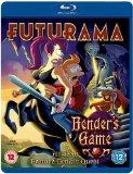 Futurama - Bender's Game [Blu-ray]