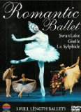Romantic Ballet Collection - Swan Lake/La Syphilde/Giselle DVD