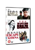 Classic Films Triple - The Boys From Brazil/The Eagle Has Landed/Escape To Athena [1976]