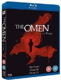 The Omen Trilogy - The Omen/Damien - Omen 2/Omen 3 - The Final Conflict [Blu-ray] [1976]