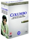 Columbo Seasons 1-8 DVD