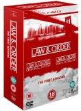 Law & Order - The First Seasons (L&O, L&O SVU, L&O CI)