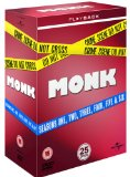 Monk Seasons 1-6