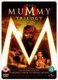 The Mummy 1, 2 & 3 Steelbook Box Set