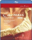 Bizet - Carmen (Jordan, Mcvicar) [Blu-ray]