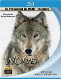 IMAX Wolves - Blu-Ray Disc [Blu-ray] [1999]