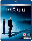 The X Files: I Want To Believe (including Bonus Digital Copy) [Blu-ray] [2008]
