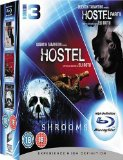 Hostel/Hostel 2/Shrooms (Triple Pack) [Blu-ray]