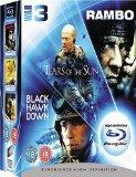 Rambo/Tears of the Sun/Black Hawk Down (Triple Pack) [Blu-ray]