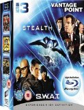 S.W.A.T./Stealth/Vantage Point (Triple Pack) [Blu-ray] [2003]