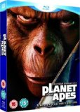 Planet Of The Apes Collection [Blu-ray] [1968]