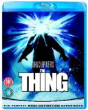 The Thing [Blu-ray] [1982]