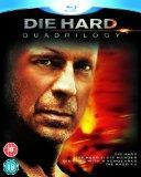 Die Hard Quadrilogy - Die Hard/Die Hard 2/Die Hard With A Vengence/Die Hard 4.0 [Blu-ray]