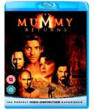 The Mummy Returns [Blu-ray] [2001]