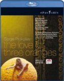 Prokofiev - the Love for Three Oranges (Deneve, Pelly) [Blu-ray]