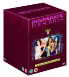 Desperate Housewives: Seasons 1-4 (Box Set) [2004]