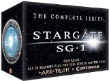 Stargate S.G. 1 - Series 1-10 - Complete/The Ark Of Truth/Continuum [1997]