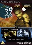 39 Steps / Sabotage