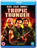 Tropic Thunder [Blu-ray] [2008]