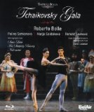 Tchaikovsky Gala (Swan Lake/Sleeping Beauty/The Nutcracker) Roberto Bolle / La Scala [Blu-ray] [2007]