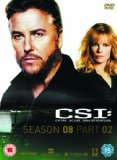 C.S.I. - Crime Scene Investigation - Vegas - Series 8 - Vol.2 DVD