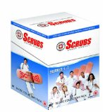 Scrubs 1 - 7 Complete Box Set [2001]