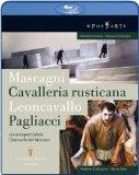 Mascagni/Leoncavallo - Cavalleria Rusticana/Pagliacci [Blu-ray]
