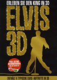 Elvis in 3d DVD