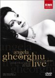 Angela Gheorghiu Live From Covent Garden [2002] DVD