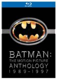 Batman - The Motion Picture Anthology 1989-1997 [Blu-ray]