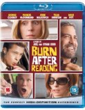 Burn After Reading [Blu-ray] [2008]
