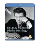Saturday Night, Sunday Morning [Blu-ray] [1960]