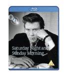 Saturday Night, Sunday Morning [Blu-ray] [1960]