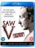 Saw 5 [Blu-ray] [2008]