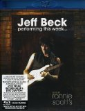 Jeff Beck - Performing This Week - Live At Ronnie Scott's [Blu-ray] [2007]