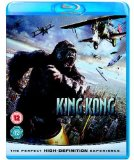 King Kong [Blu-ray] [2005]