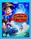 Pinocchio [Blu-ray] [1940]