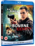 The Bourne Identity [Blu-ray] [2002]