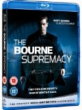 The Bourne Supremacy [Blu-ray] [2004]