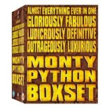 Monty Python Almost Everything Box-set