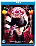 Charlie And The Chocolate Factory [Blu-ray] [2005]
