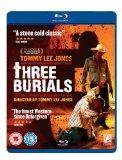 The Three Burials Of Melquiades Estrada [Blu-ray] [2005]