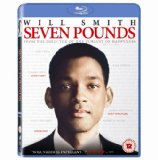 Seven Pounds [Blu-ray] [2008]