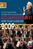 WIENER PHILHARMONIKE/NEW YEAR'S DAY CONC [Blu-ray] [2009]