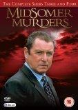 Midsomer Murders - Series 3-4 - Complete [DVD]