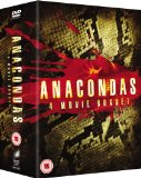 Anaconda/Anacondas - The Hunt For The Blood Orchid/Anaconda - The Offspring/Anaconda - Trail Of Blood [DVD] [1997]