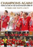 Manchester United - End Of Season Review 200-2009 [DVD] [2008]