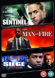 The Sentinel/ Man On Fire/ The Siege [DVD]