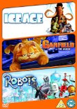 Robots/ Ice Age/ Garfield The Movie [DVD]