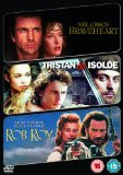 Braveheart/ Tristan And Isolde/ Rob Roy [DVD]
